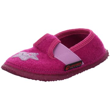 Giesswein Kleinkinder MädchenTrogen pink