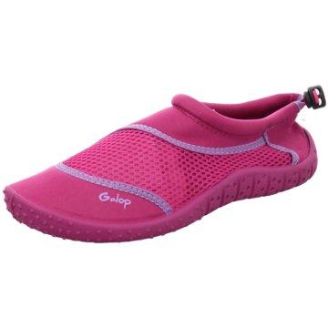 Galop Badeschuh pink