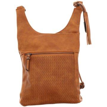 Schulterglück Taschen braun
