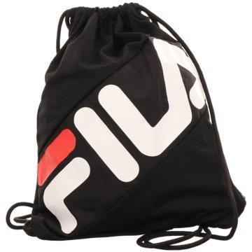 Fila Sporttaschen schwarz