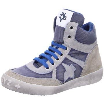Naturino Sneaker High blau