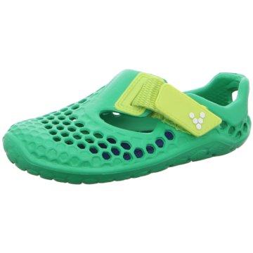 Vivobarefoot Offene Schuhe grün