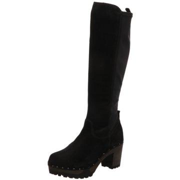 Softclox Plateau Stiefel schwarz