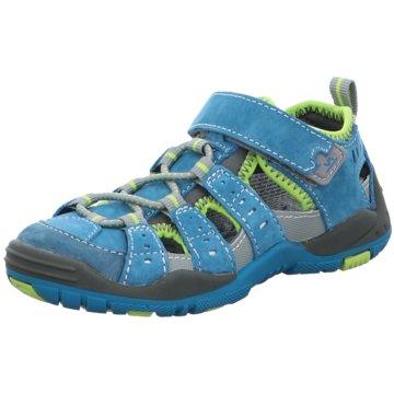 Vado Offene Schuhe türkis