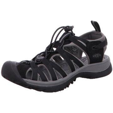 Keen Outdoor SchuhWHISPER schwarz