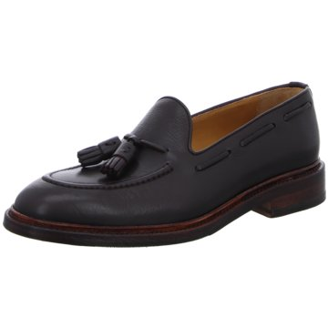 Berwick 1707 Business Slipper braun