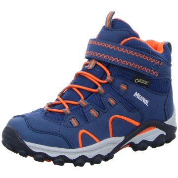 Meindl Wander- & BergschuhLucca Junior Mid GTX - 2106 blau