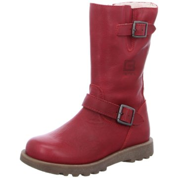 Cole Bounce Hoher Stiefel rot
