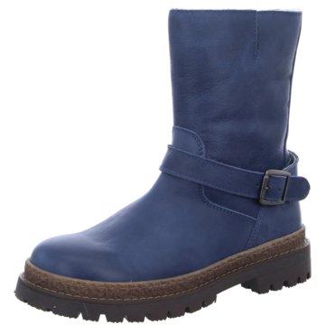 Cole Bounce Restore Halbhoher Stiefel blau