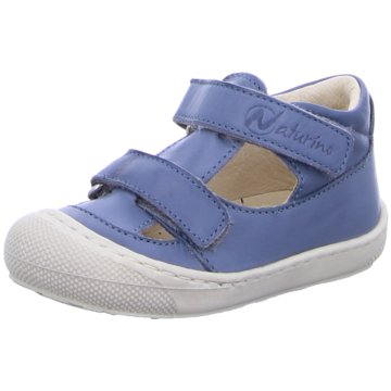 Naturino Sandale blau