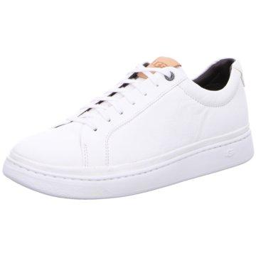 UGG Sneaker Low weiß