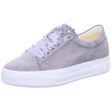 Christian Dietz Plateau Sneaker grau