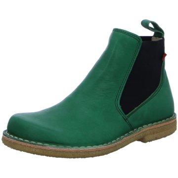 Grünbein Chelsea Boot grün
