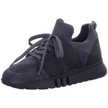 Red Rag Sneaker Low grau