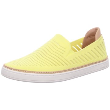 UGG Australia Sportlicher SlipperSammy Breeze gelb