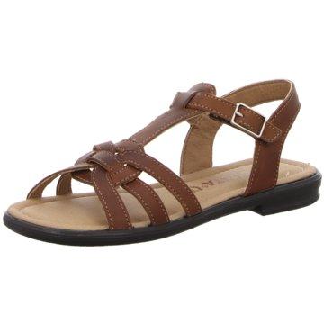 Ricosta Offene Schuhe braun