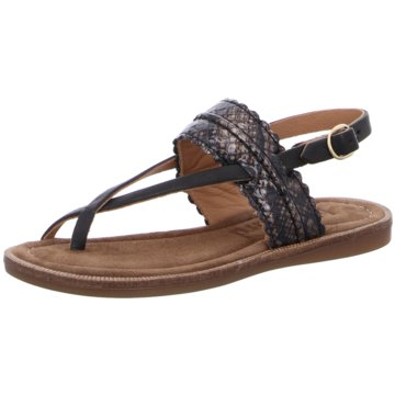 Bisgaard Offene Schuhe grau