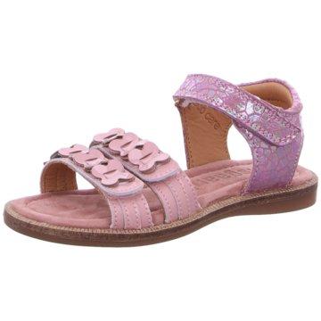 Bisgaard Offene Schuhe pink