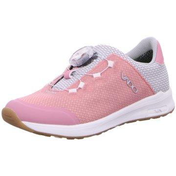 Vado Komfort Slipper rosa