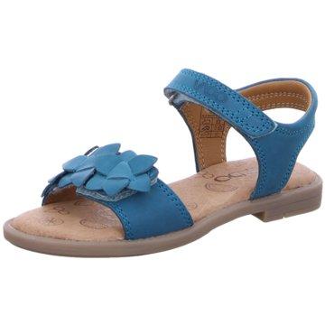Vado Offene Schuhe blau