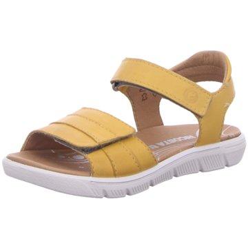Ricosta Offene Schuhe gelb