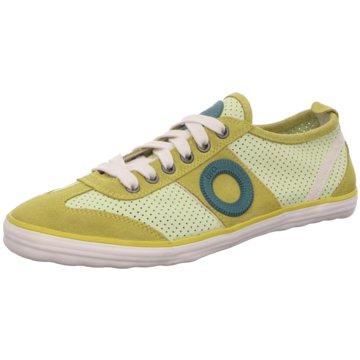 Aro Sneaker Low gelb