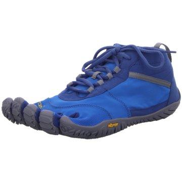 VIBRAM Outdoor Schuh blau