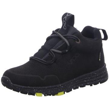 Vado Sneaker HighMilitary schwarz
