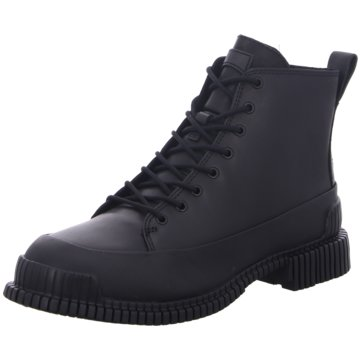 Camper Boots schwarz