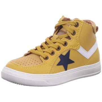 Bisgaard Sneaker High gelb