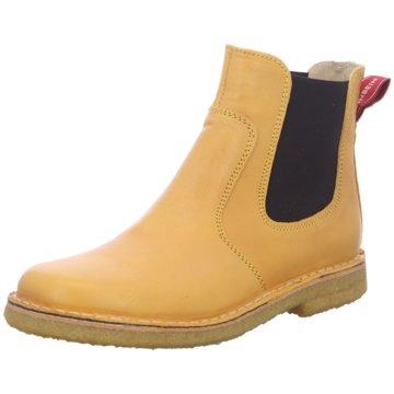 Grünbein Chelsea Boot gelb