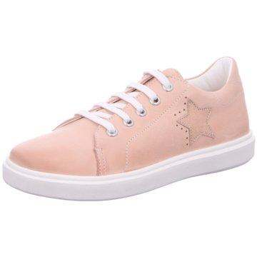 Däumling Sneaker Low rosa