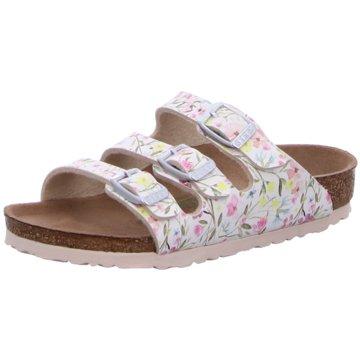 Birkenstock Offene Schuhe bunt