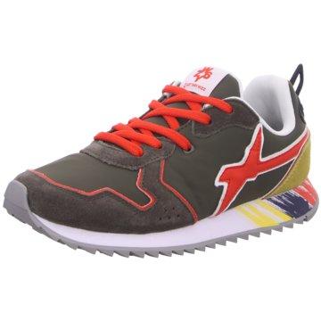 Naturino Sneaker Low grün
