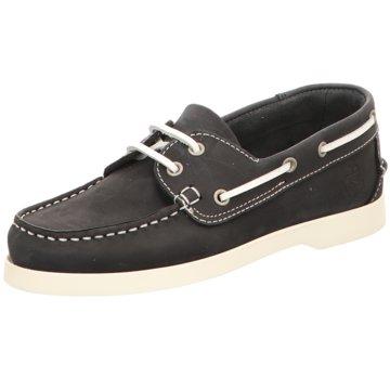 Sommerkind Bootsschuh schwarz