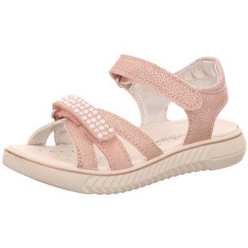 Sommerkind Offene Schuhe rosa