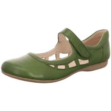 Josef Seibel Komfort Slipper grün
