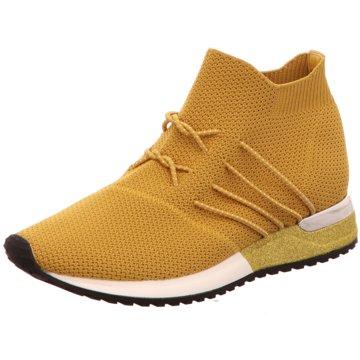 La Strada Sneaker gelb