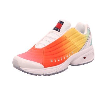 Tommy Hilfiger SneakerHeritage Degrad Sneaker weiß