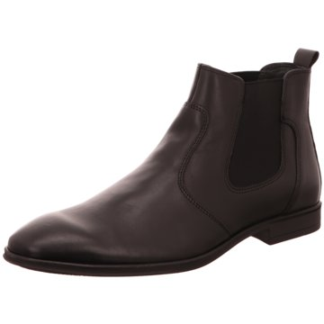 MANAGER INTERNATIONAL SHOES Chelsea Boot schwarz