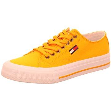 Tommy Hilfiger Sneaker Low gelb