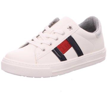 Tommy Hilfiger Sneaker Low weiß