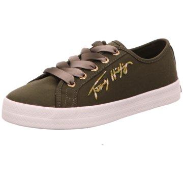 Tommy Hilfiger Sneaker grün