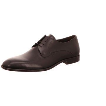 Morandi Business Schnürschuh schwarz