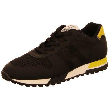 Hogan Sneaker Low schwarz