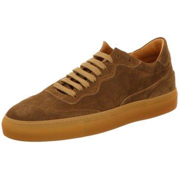 Corvari Sneaker Low braun