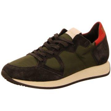 Philippe Model Sneaker Low grün