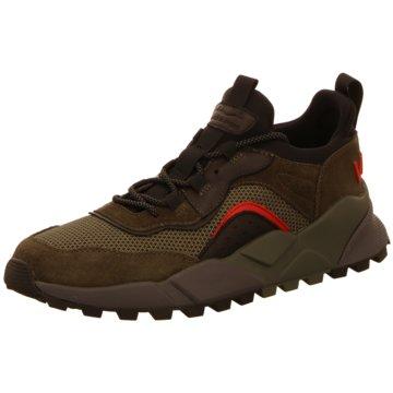Voile Blanche Sneaker Low schwarz