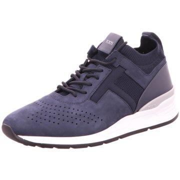 Tod`s Sneaker Low blau