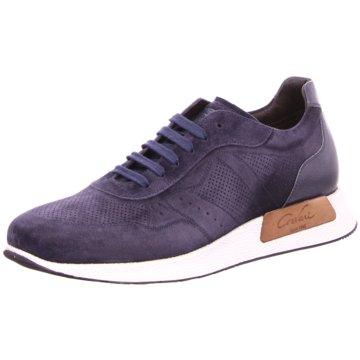 Corvari Sneaker Low blau